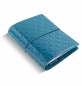 Preview: Filofax Domino Luxe Pocket Organiser Teal 2020
