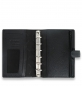Preview: Filofax Finsbury Pocket Organiser Black 2020